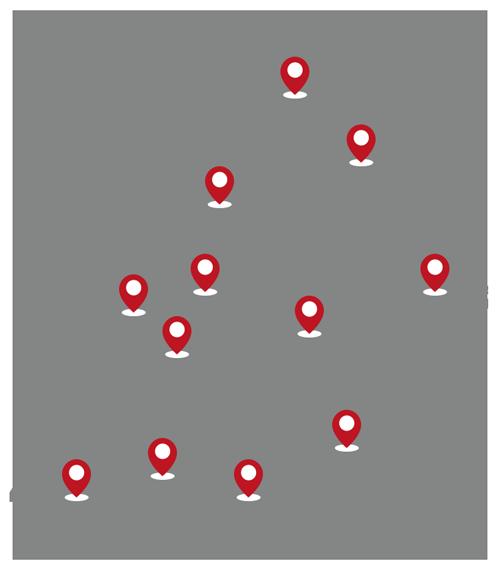 MRU-Map